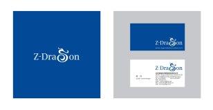 Z-Dragon Logo